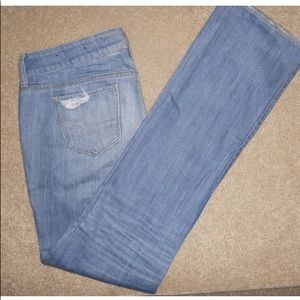 American Eagle straight jeans 10 tall